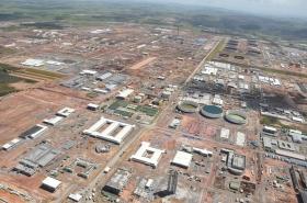 Refinaria de Abreu e Lima - PE